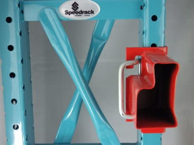 Speedrack Pallet Rack Installation Clips